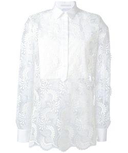 Ermanno Scervino | Полупрозрачная Рубашка С Принтом Пейсли