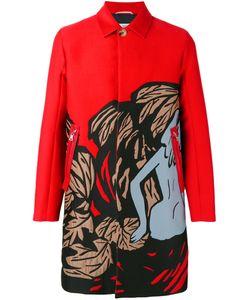 OAMC | Illustrated Jacquard Coat Size Xl