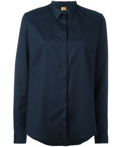 Fay | Concealed Placket Shirt L