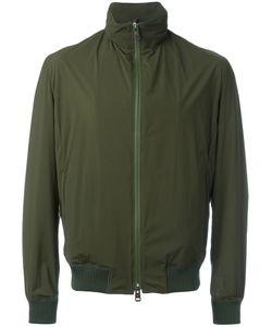 Kiton | Zip Up Raincoat 50 Elastodiene/Polyimide