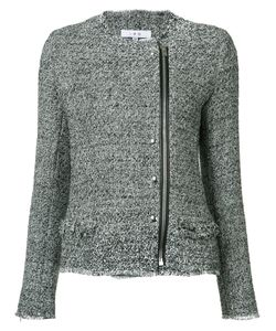 Iro   Carolta Biker Jacket 40 Viscose/Cotton/Polyester/Acrylic