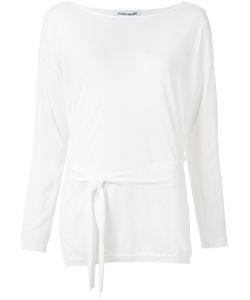 Elizabeth And James | Elise Lightweight Tie Sweater Size Xs