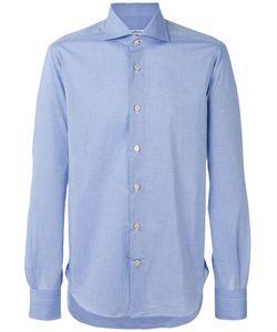 Kiton | Рубашка На Пуговицах