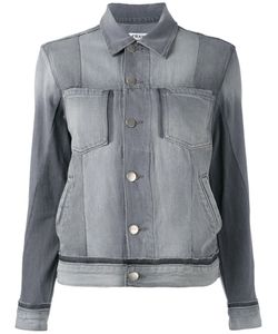 Frame Denim | Slip Pockets Denim Jacket Size Large