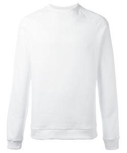 THE WHITE BRIEFS | Plain Sweatshirt Size Large