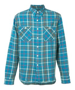 RRL | Checked Shirt Large Cotton