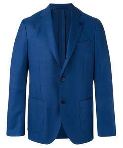 Lardini | Two Button Blazer 46