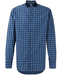 Brioni | Checked Shirt Size Medium