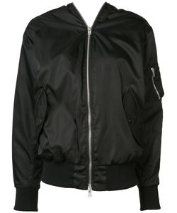 Yang Li | Double Zip Bomber Jacket