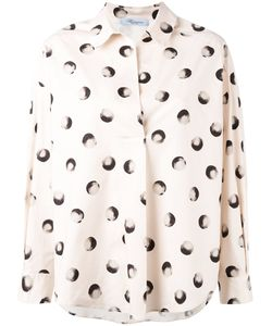 Blumarine | Printed Shirt Size 42