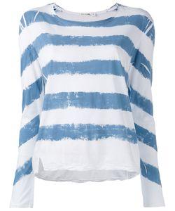 Rag & Bone/Jean | Rag Bone Jean Striped Longlseeved T-Shirt Size Small