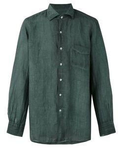 Massimo Alba | Long Sleeve Pocket Shirt