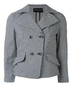 Emporio Armani   Striped Blazer 48