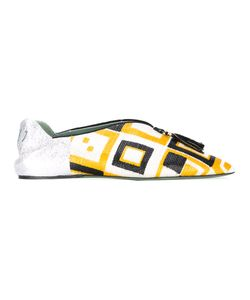 PAOLA D'ARCANO | Pointed Slippers