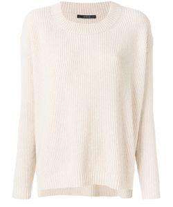 Odeeh   Striped Knit Sweater Women