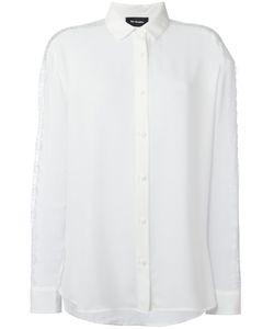 The Kooples   Lace Insert Shirt Size Xs