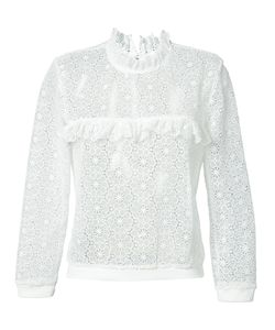 ANINE BING | Lace Sweatshirt M