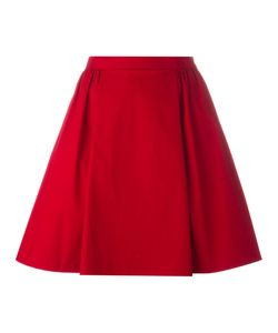 Red Valentino | Gathered Skirt 44