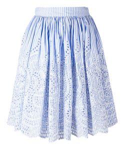 Miu Miu   Striped Skirt Size 40