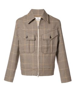 CMMN SWDN | Kurt Checked Jacket Men