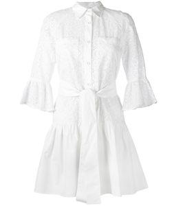 Derek Lam 10 Crosby | Платье-Рубашка На Пуговицах