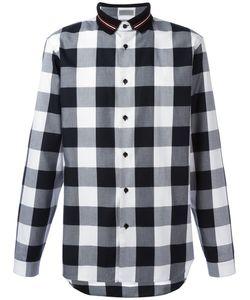 Dior Homme | Polo Collar Checked Shirt Size 40