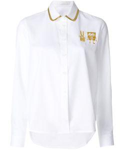 Peter Jensen | Рубашка С Вышивкой Spongebob