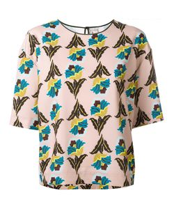 Antonio Marras | Print T-Shirt 42 Polyester/Spandex/Elastane