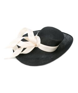 Philip Treacy | Contrast Strap Hat