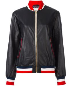 Michel Klein | Bomber Jacket 36 Leather