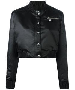 Versus | Cropped Bomber Jacket Size 40