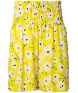 Rochas   Print Shorts 38 Silk