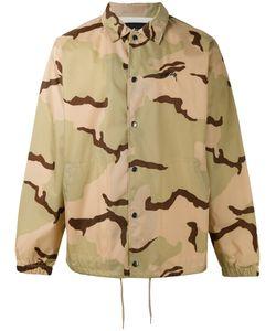 Stussy | Camouflage Print Jacket M