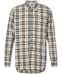 Engineered Garments | Plaid Longsleeve Shirt Size Medium