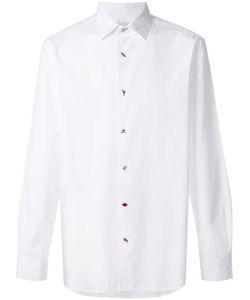 Paul Smith | Рубашка С Декоративными Пуговицами
