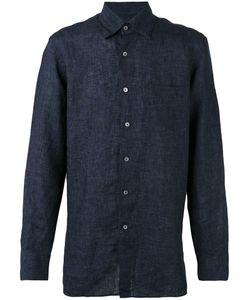 Canali | Plain Shirt Size Xxl