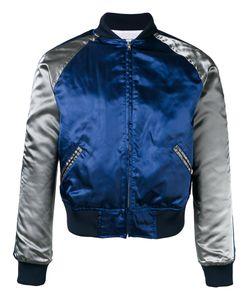 Comme Des Garcons | Comme Des Garçons Shirt Two-Tone Bomber Jacket