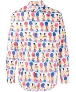 Our Legacy | Initial Beach Print Shirt 46 Cotton