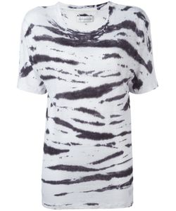 Faith Connexion | Zebra Print T-Shirt Size Small