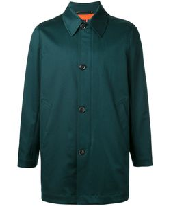 Paul Smith | Single-Breasted Coat Medium Cotton/Spandex/Elastane/Cupro/Polyester