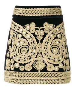 For Love & Lemons | For Love And Lemons Embroidered Mini Skirt