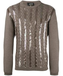JEAN PAUL GAULTIER VINTAGE   Sequined Knitted Jumper 50