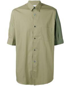 Comme Des Garcons | Comme Des Garçons Shirt Contrast Sleeve Shirt
