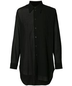 Ann Demeulemeester   Асимметричная Рубашка Grise