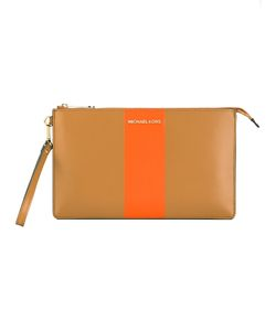 Michael Michael Kors | Logo Plaque Clutch