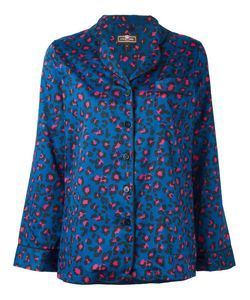 OTIS BATTERBEE | Leopard Print Pyjama Set Medium Cotton
