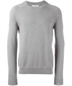 Ami Alexandre Mattiussi | Raglan Sleeve Sweater Large Cotton