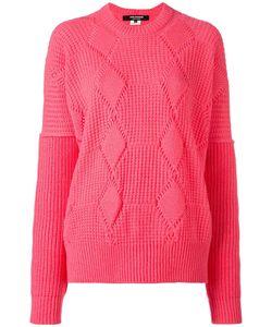 JUNYA WATANABE COMME DES GARCONS | Geometric Pattern Sweater