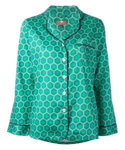 OTIS BATTERBEE | Printed Pyjama Set Medium Cotton