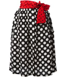 Diesel | Polka Dots A-Line Skirt 25 Rayon
